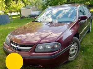 Chevrolet Impala with only 190000 km!