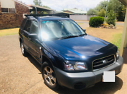 2005 Subaru forester Manual AWD, Cruise control, Tow bar, air con Bundaberg Central Bundaberg City Preview