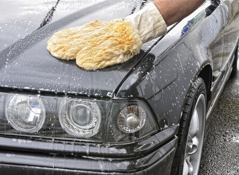 Best Car Wash Mitts Ebay