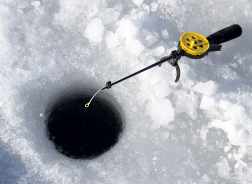 essential gear for ice fishing | ebay, Reel Combo