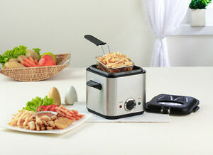 Stove Top Deep Fryer Ebay