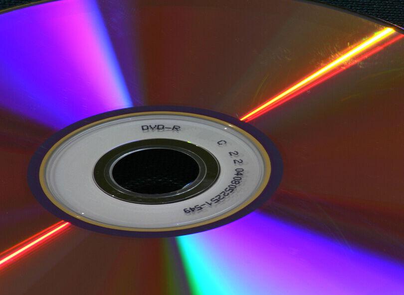 Can You Erase A Dvd R