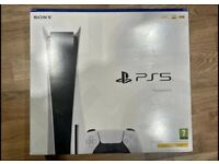 Ps5 PlayStation 5 console disc version