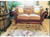 Two seater sofa , sofa