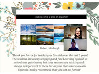 Online Spanish lessons with a native teacher