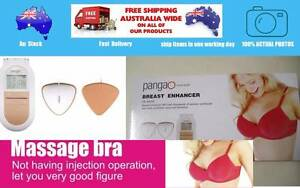 New beauty breast massage pad with adapter Epping Whittlesea Area Preview