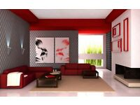Professional Painters and Interior Designers.