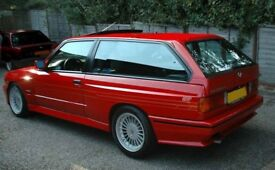 Bmw e30 325is sport for breaking
