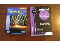 CfE Higher Chemistry Book + Past Papers