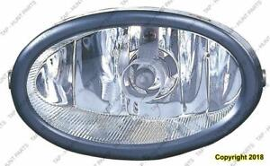 Fog Light Set Coupe High Quality Honda Civic 2006-2008