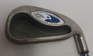 Callaway Golf HawkEye Tungsten injected titanium 4 iron