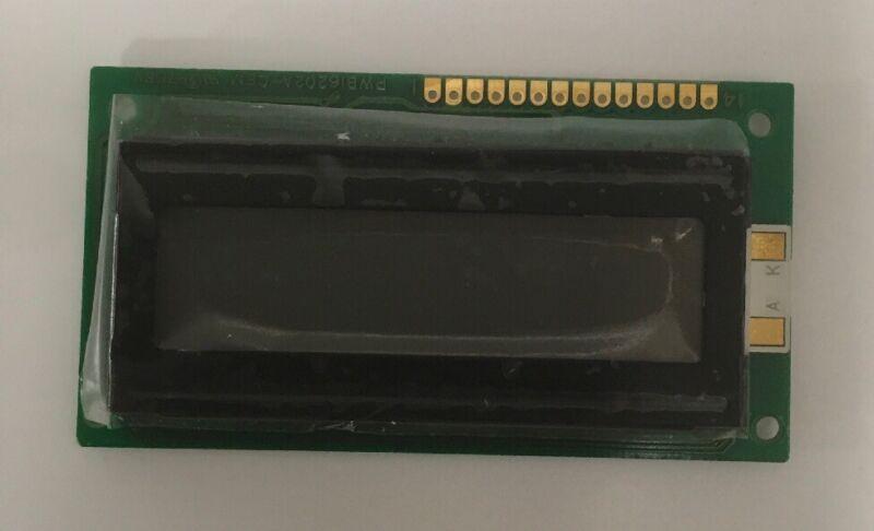 DMC16202-LY OPTREX LCD DISPLAY BOARD MODULE