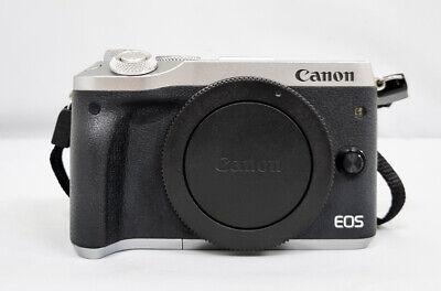 Canon EOS M6 Mirrorless Digital WiFi NFC Bluetooth Camera - Body Only