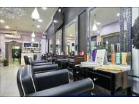 Manicure & Pedicure and Beauty Room section for rent on busy high road near Marble Arch