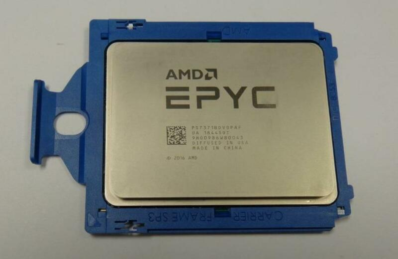 AMD EPYC 7371 3.1Ghz 16 Core 64MB Cache Processor PS7371BDVGPAF