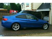 """BMW' F32 18"""" M-Sport alloy wheels"""