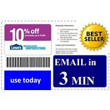 LATEST (X5)  LOWES 10% PRINTABLE-COUPONS In Store *FAST Email - Feb 28, 2017