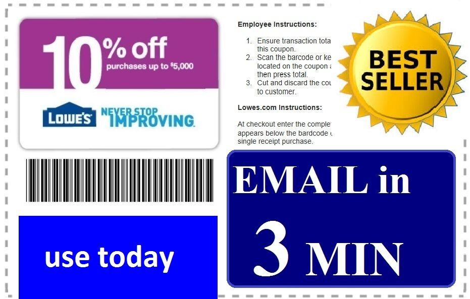 Reddit Lowes Coupon
