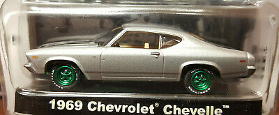 GreenLight Green Machine - 69 Chevy Chevelle SS- Muscle Car Garage Hobby Coll.