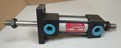 New Tiny Tim Air Pnuematic Cylinder Dtfr 34 Bore 1 Stroke 516 Shaft Diam.