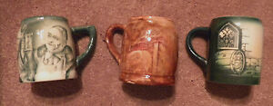 Chittenango-Monk-Mugs-China-Pottery-Steins-Ghost-Ithaca-New-York