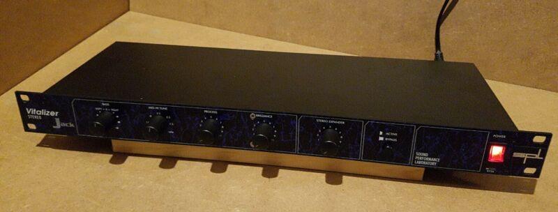 SPL Vitalizer Stereo Jack Model 9736