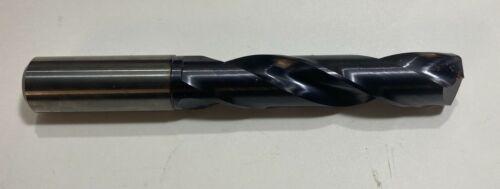19.5 mm Jobber Length Drill, Carbide, TiAlN Coated, 140 Degree, Dormer, R454