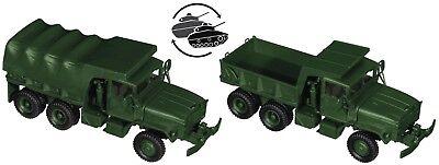 1/87 Roco MiniTanks  5183 - US Army M929/M930 Dump Truck- Model Kit for sale  Iron Mountain