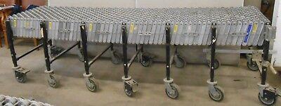 Best Flex Portable 86 To 20 Expandable Skate Wheel Roller Conveyor