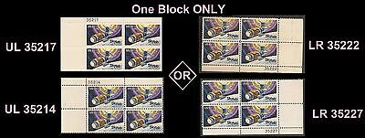 US 1529 Skylab 10c plate block MNH 1974
