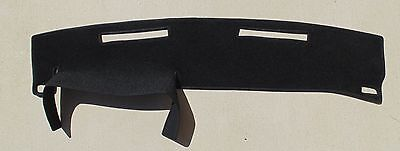 1986-1993 CHEVROLET S10 PICKUP  DASH COVER MAT  black  BLACK