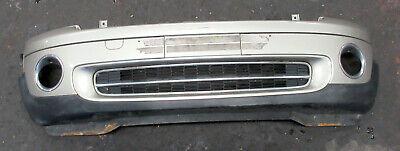 Genuine MINI Front Bumper (Sparkling Silver) R56 R55 R57 Cooper / One (Pre LCI)