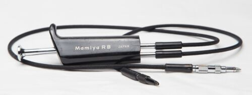 MAMIYA Mirror Up Double Cable Shutter Release for RB67