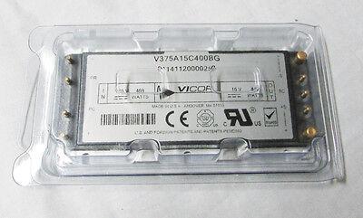 Vicor V375a15c400bg Board Mount Converter Mods Dc Dc 15V 400W