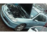 Peugeot 306 HDI 2.0 breaking