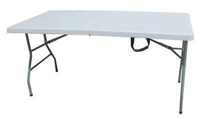 table small table flat in hdpe foldable cm 183x76x74h picnic camping - Small Picnic Table