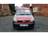 Renault KANGOO 1.6 Petrol Automatics Wheelchair Accessible Vehicle 2007 *1 Year Warranty* 53k