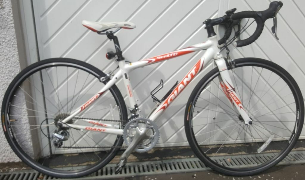 Woman S 2007 Giant Scr Ltd Road Bike Size Xs With Cycle