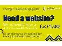 Freelance Web Design Deal | £275.00 package | e-commerce Websites | Responsive | Manchester