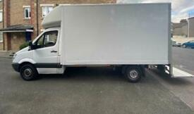 24/7 Man and Van hire house office Removals available on short notice