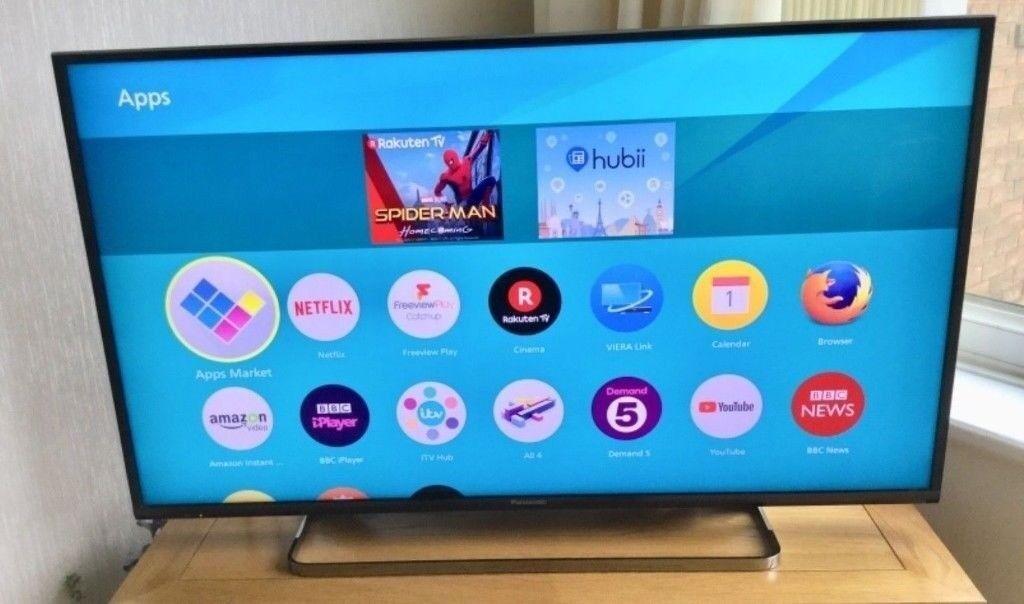 Panasonic Viera 40 inch 4K UHD SMART TV   in Norwich, Norfolk