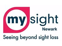 My Sight Newark - a new hub for people with sight loss