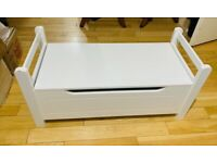 White Drawer sits stuff stored for sale