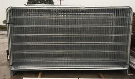 🌻New Round Top Heras * Temporary Security Fencing Sets