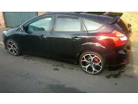 18 inch Alloy wheels 5x108 ford focus, mondeo, s max