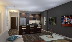 1 BEDROOM WITH ENSUITE & IN-SUITE LAUNDRY! 6 STAINLESS STEEL APL