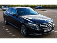 ★ TO SELL BY 27/09 ★ ✔ BLACK 2016 MERCEDES E CLASS ✔ WARRANTY ✔ AMG WHEEL ✔ TINTS ✔ FSH ✔ 1 OWN ★