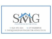 Professional Painter And Decorators - SMG Painting & Decorating