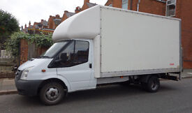 Man and Van Service - Domestic and Industrial Removals - Same Day Deliveries - Best Prices