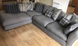 Large Corner Sofa - Excellent Condition!